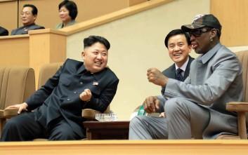 Ο Ντένις Ρόντμαν βάζει φωτιά στα σενάρια για την υγεία του Κιμ Γονγκ Ουν: Η αδελφή του και η διαδοχή