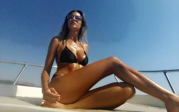Το σέξι μοντέλο Ελένη Κυρανούδη