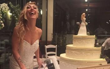 Ο γάμος αυτής της γυναίκας τα είχε όλα, εκτός από γαμπρό