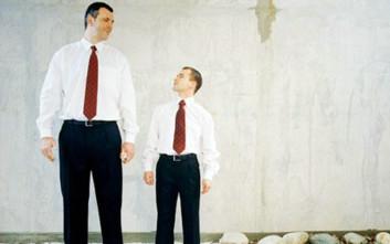 Οι ψηλοί άνθρωποι κινδυνεύουν περισσότερο να εμφανίσουν κιρσούς