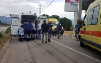 Άνδρας τραυματίστηκε σοβαρά όταν βρέθηκε κάτω από τις ρόδες φορτηγού