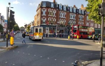 Έκρηξη στο μετρό του Λονδίνου