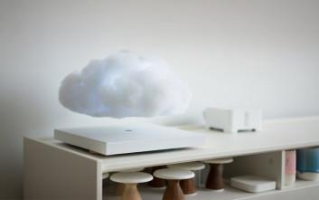 Τώρα μπορείτε να έχετε ένα αιωρούμενο σύννεφο στο σαλόνι σας