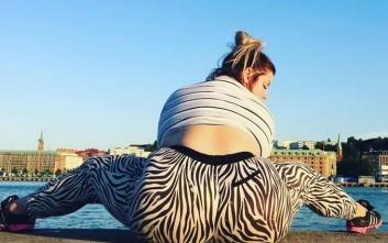 Η 24χρονη από την Σουηδία που έχει εμμονή με τα τεράστια οπίσθια