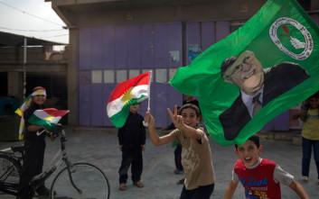 Επικράτησε το «ναι» για ανεξαρτησία, σύμφωνα με τον ηγέτη των Κούρδων