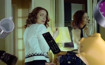 Αυτή είναι η νέα τηλεοπτική σύντροφος του Βλαδίμηρου Κυριακίδη στη «Μουρμούρα»