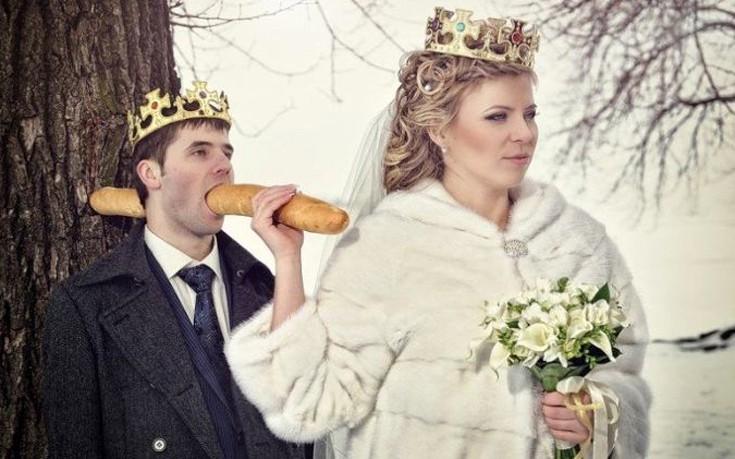 Με τέτοιες φωτογραφίες ο γάμος μένει αξέχαστος