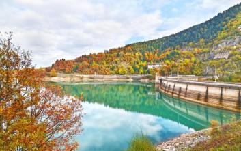 Η μαγευτική χρωματική παλέτα του φθινοπώρου στην Ελλάδα