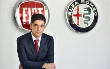 Νέος διευθυντής Πωλήσεων στην Fiat