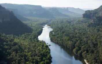 Ο φυσικός παράδεισος που φιλοξενεί τον αρχαιότερο πολιτισμό στη γη
