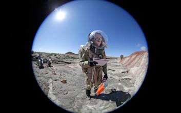 Άνθρωποι στον Άρη το 2024 ο νέος φιλόδοξος στόχος του Έλον Μασκ