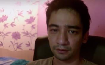 Μετέδωσε live την αυτοκτονία του από δάγκωμα μαύρης μάμπα
