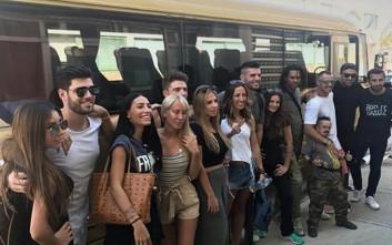 Οι 14 παίκτες του Survival ξεκίνησαν το ταξίδι για την Πελοπόννησο