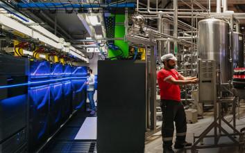 Ο όμιλος ΟΤΕ υλοποιεί νέα επένδυση της Coca-Cola HBC στην Ελλάδα, ύψους 7 εκατ. ευρώ