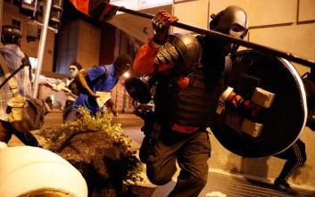 Το Σεντ Λουις συνεχίζει να διαδηλώνει μετά την αθώωση αστυνομικού
