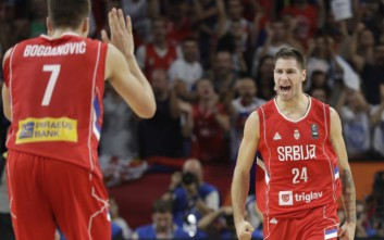 Στον τελικό του Eurobasket η Σερβία!
