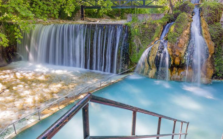 Αύξηση που «αγγίζει» το 70% καταγράφει η επισκεψιμότητα στα Λουτρά Πόζαρ
