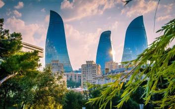 Φωτογραφίες από το Αζερμπαϊτζάν που μάλλον δεν περίμενες να δεις