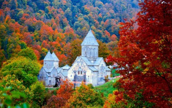 Παραμυθένια ομορφιά στο πράσινο διαμάντι της Αρμενίας