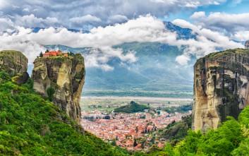 Οκτώ σημεία στην Ελλάδα που προσφέρουν εκπληκτική πανοραμική θέα