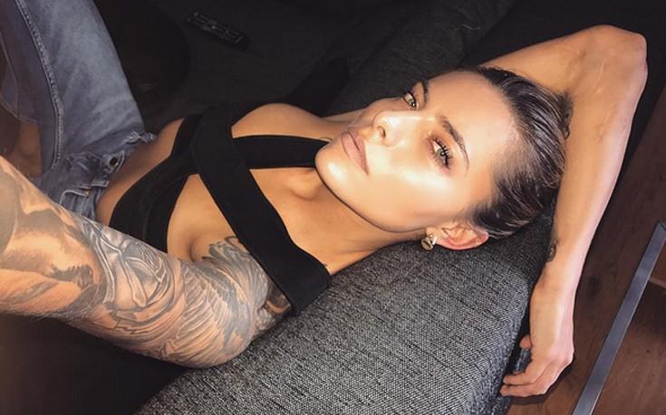 Ο «κρυμμένος άσος» της Μέρκελ λέγεται Sophia Thomalla