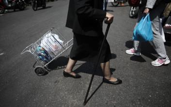 Τα ψώνια στο σούπερ μάρκετ είναι η ιδανική άσκηση για τους ηλικιωμένους