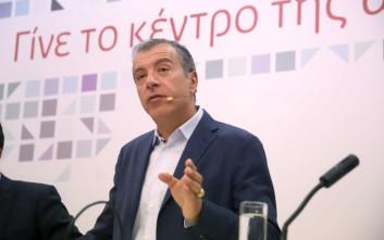 Θεοδωράκης στη ΔΕΘ: Δεν θέλουμε να γίνουμε τσόντα κανενός