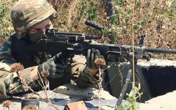 Πήραν «φωτιά» τα άρβυλα στο Δ' Σώμα Στρατού