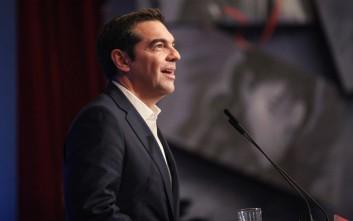 Τσίπρας: H Ελλάδα είναι ισχυρή και πάλι