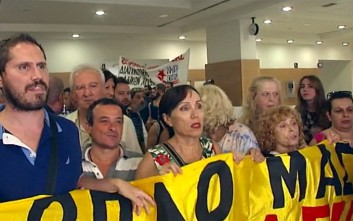 Ένταση για τους πλειστηριασμούς σε Θεσσαλονίκη και Αθήνα
