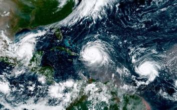 Για το πέρασμα του ισχυρού τυφώνα Lane προετοιμάζεται η Χαβάη