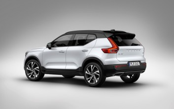 Το νέο «μικρό» SUV της Volvo