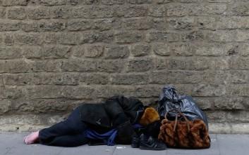 Οι άστεγοι απομακρύνθηκαν από το Βατικανό για… λόγους ασφαλείας