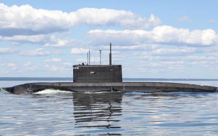 Ρωσικά υποβρύχια εκτόξευσαν πυραύλους kalibr κατά του ISIS