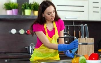 Τέσσερα μυστικά tips για καθαρό σπίτι