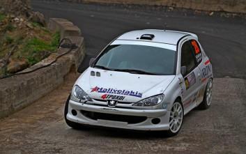 H Halivelakis Racing στο Φθινοπωρινό Ράλλυ