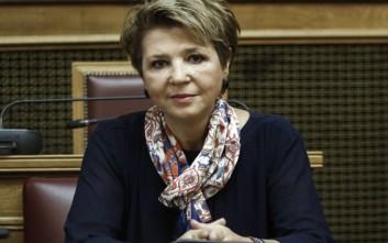 Γεροβασίλη: Χαράσσουμε τις πολιτικές που σπρώχνουν τη χώρα μόνο μπροστά
