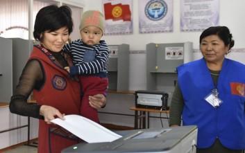 Προεδρικές εκλογές… ντέρμπι στο Κιργιστάν