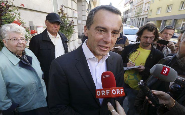 Στους Σοσιολδημοκράτες καταλήγει τελικά η δεύτερη θέση στην αυστριακή βουλή