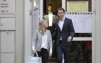 Θρίαμβος στην Αυστρία για τον Σεμπάστιαν Κουρτς
