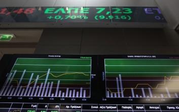 Χρηματιστήριο: Ξεκίνημα με άνοδο 0,49%
