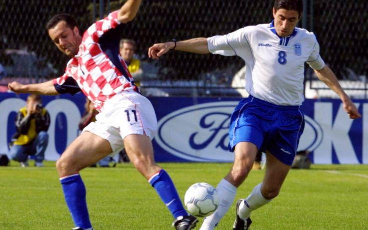 Η ιστορία του Ελλάδα-Κροατία γέρνει προς τα γαλανόλευκα