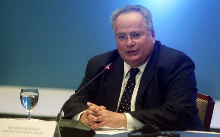 Κοτζιάς: Οι ΗΠΑ αναγνωρίζουν τη δυναμική επιστροφή της Ελλάδας στη διεθνή σκηνή