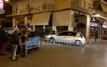 Τροχαίο με τραυματία στο κέντρο της Λαμίας