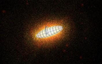Ανακαλύφθηκαν οκτώ νέοι γαλαξίες σε σχήμα πούρου