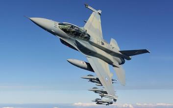 Αυτή είναι η έκδοση Viper στην οποία θα αναβαθμιστούν τα ελληνικά F-16