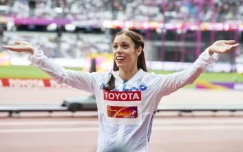 Υποψήφια για κορυφαία αθλήτρια στον κόσμο η Στεφανίδη