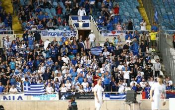 «Άκυρο» στη μετακίνηση οπαδών για τα παιχνίδια της Ελλάδας με την Κροατία