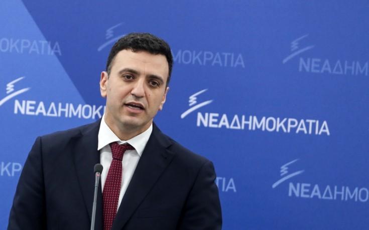 Κικίλιας: Ας καταλάβει ο κ. Τσίπρας ότι η ανάπτυξη δεν διατάσσεται