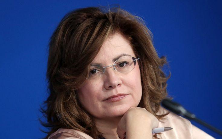Η Μαρία Σπυράκη θα είναι η νέα εκπρόσωπος Τύπου της ΝΔ